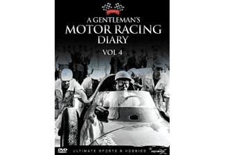 A Gentleman's Racing Diary (Vol. 4) [DVD]