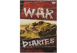 War Diaries Wwii - 1941 - (DVD)