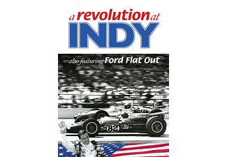 A Revolution At Indy [DVD]