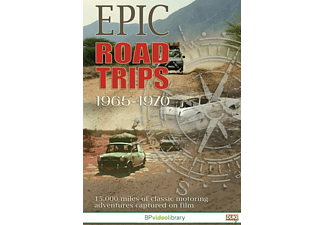 Epic Road Trips 1969-1970 - (DVD)