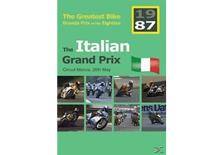 Great Bike Gp Of The 80's - Italy 1 [DVD]