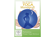 Yoga Mondgruß - Refreshing Power Yoga Workout [DVD]