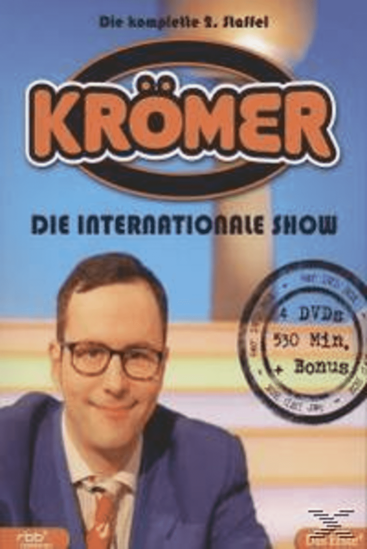 Kurt Krömer - Die internationale Show - Staffel 2 auf DVD