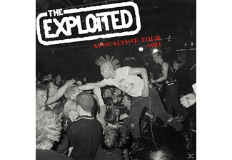The Exploited - Apocalypse Tour 1981 - (Vinyl)