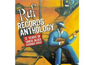 12 Years Of Ruf Records Anthology - 12 YEARS OF RUF RECORDS ANTHOLOGY - (DVD)