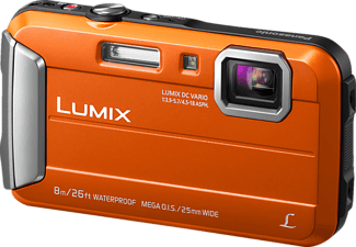PANASONIC Compact camera Lumix DMC-FT30 (DMC-FT30EF-D)