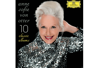Anne Sofie Von Otter, VARIOUS - 10 Classic Albums (Ltd.Edt.) - (CD)