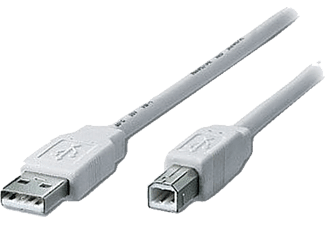 VIVANCO 25407 PS B CK15 18 1,8 m USB-USB B Kablosu