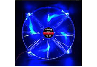 FRISBY FCL F12C 120 mm 4 Led Blue Fan
