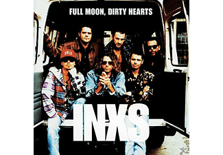 INXS - Full Moon,Dirty Hearts (Vinyl) - (Vinyl)
