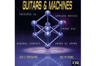 VARIOUS - Guitars & Machines Vol.1 - (CD)