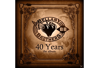 Bellamy Brothers - 40 Years-The Album - (CD)
