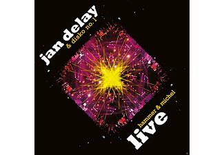 Jan Delay - Hammer & Michel (Live Aus Der Philipshalle) - (CD)