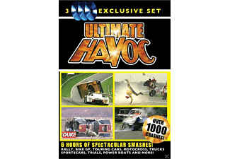 Ultimate Havoc - (DVD)