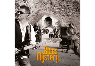 The Blues Mystery - The Blues Mystery - (CD)