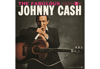 Johnny Cash - Fabulous Johnny Cash =Mono= - (Vinyl)