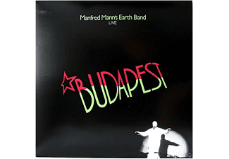 Manfred Mann's Earth Band - Live In Budapest [Vinyl]