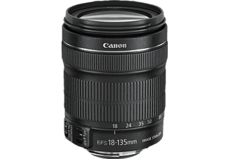 CANON Standaardlens EF-S 18-135mm F3.5-5.6 IS STM (3558B005AA)