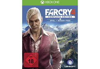 Far Cry 4 (Complete Edition) - Xbox One