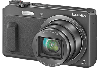 PANASONIC Cámara - Panasonic Lumix DMC-TZ57 Negro, 16Mp, WiFi, Full HD