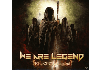 We Are Legend - Rise Of The Legend - (CD)