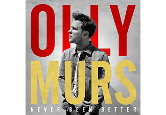Olly Murs - Tbc Album (2014) - (CD)
