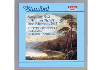 Ulster Orchestra - Sinfonie No.3/ Irish Rhapsody No.5 - (CD)