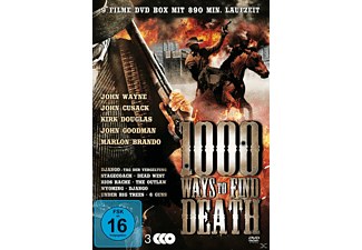 1000 Ways to find Death [DVD]