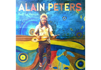 Alain Peters - Rest' La Maloya - (Vinyl)