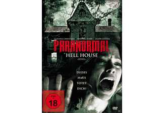 Paranormal Hell House - (DVD)