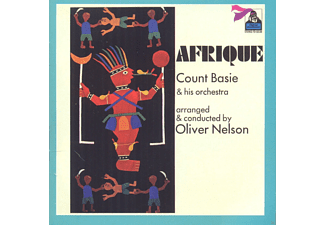 Count Basie Orchestra - Afrique - (CD)