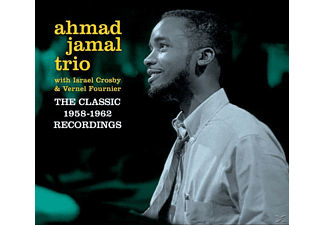 Ahmad Trio Jamal - The Classic 1958-62 Recordings - (Vinyl)