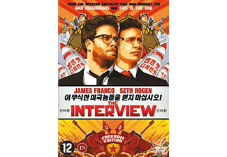 The Interview | DVD