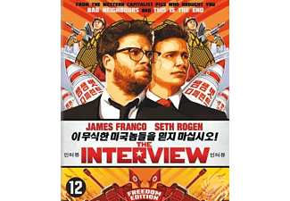 The Interview | Blu-ray
