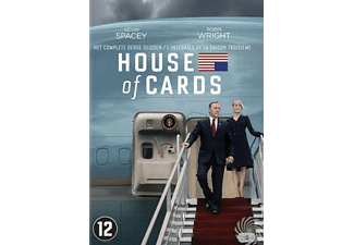 House Of Cards - Seizoen 3 | DVD