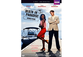 Death In Paradise - Seizoen 4 | DVD