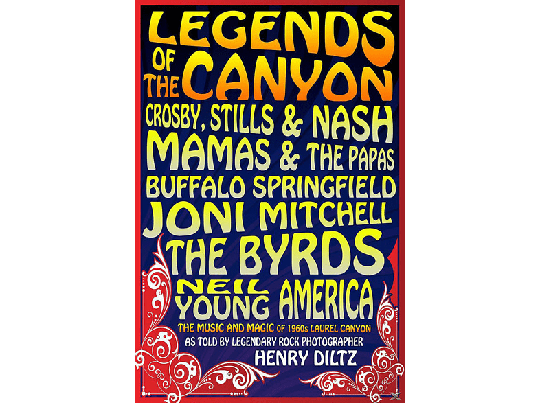VARIOUS - Legends Of The Canyon [DVD]