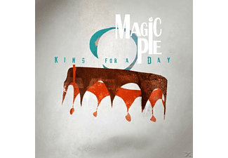 Magic Pie - King For A Day - (CD)