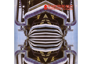 The Alan Parsons Project - AMMONIA AVENUE - (CD)