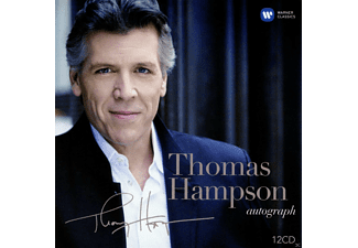 Thomas Hampson, Various Orchestras - Thomas Hampson-Autograph - (CD)