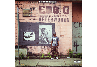 EDO. G & Street Wyze - Afterwords [CD]