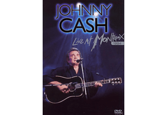 Johnny Cash - Live At Montreux 1994 [DVD]