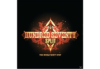 Hundred Seventy Split - The World Won't Stop - (Vinyl)