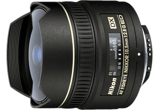 NIKON AF-S Fisheye Nikkor 10.5 mm F2.8G IF-ED DX