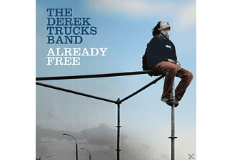 The Derek Trucks Band - Already Free - (Vinyl)