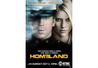 Homeland Season One Under Surveillance DVD