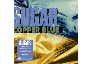 Sugar - Copper Blue (Mini Replika Gatefold) [CD]