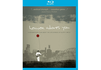 - Heaven Adores You-A Documentary Film [Blu-ray]