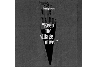 Stereophonics - Keep The Village Alive - (CD)