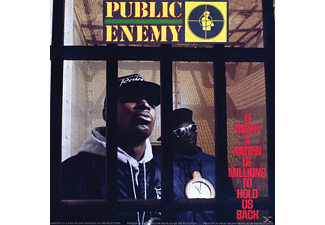 Public Enemy - It Takes A Nation Of Millions To Hold Us Back - (Vinyl)